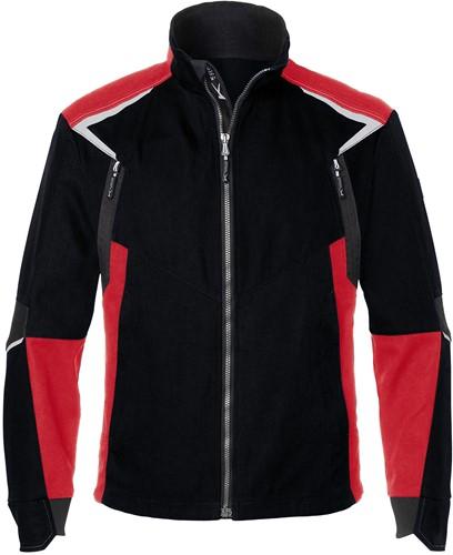 Kübler 1125 5302-9955 Bodyforce Werkjas Zwart/Rood