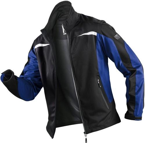 KÜBLER Ultrashell Jas - Zwartblauw - XS