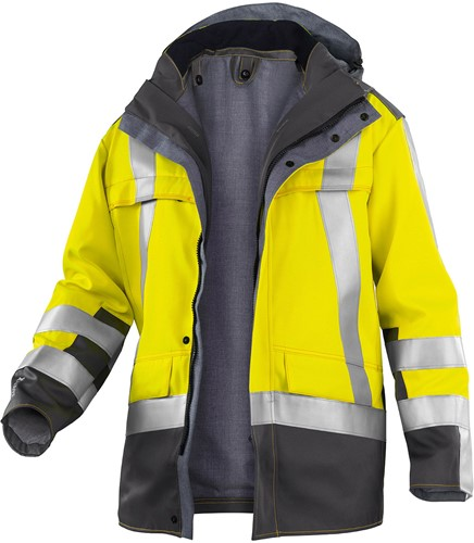 KÜBLER SAFETY 8 Parka PBM 3