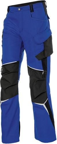 Kübler Bodyforce Werkbroek High Blauw/Zwart