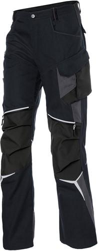 Kübler Bodyforce Werkbroek High Zwart/Antraciet