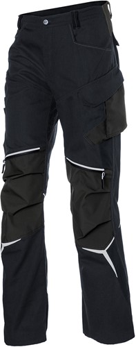 Kübler Bodyforce Werkbroek High Zwart