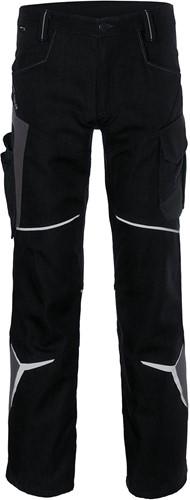 Kübler Bodyforce Werkbroek Zwart/Antraciet