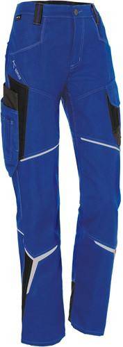 Kübler Bodyforce Dames Werkbroek Blauw/Zwart