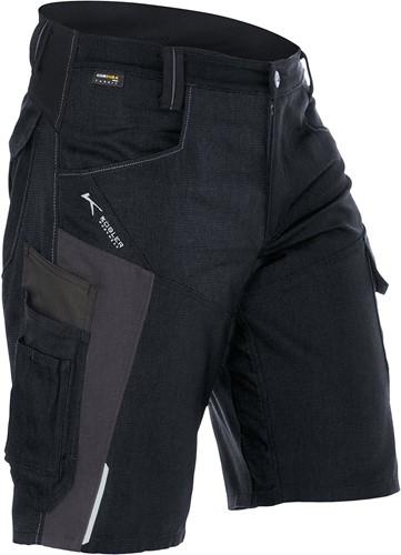 Kübler Bodyforce Short Zwart/Antraciet