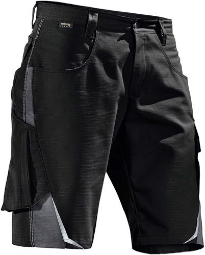 KÜBLER Pulsschlag Shorts - Zwart/Antraciet - 40