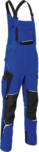 Kübler Bodyforce Amerikaanse Overall Blauw/Zwart