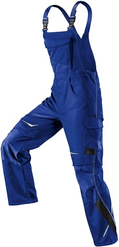 KÜBLER Pulsschlag Amerikaanse overall - Korenblauw/Zwart - 25